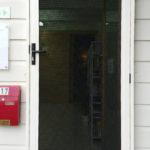 Crimsafe Single Door